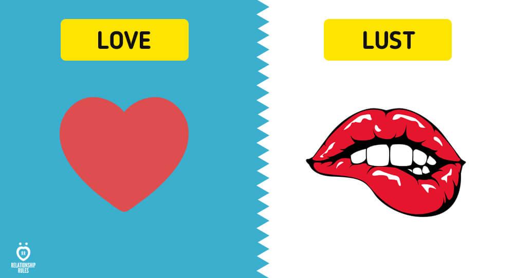 Love or Lust?