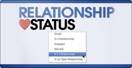 She Hasn't Changed Her Relationship Status… What theF*#&book!